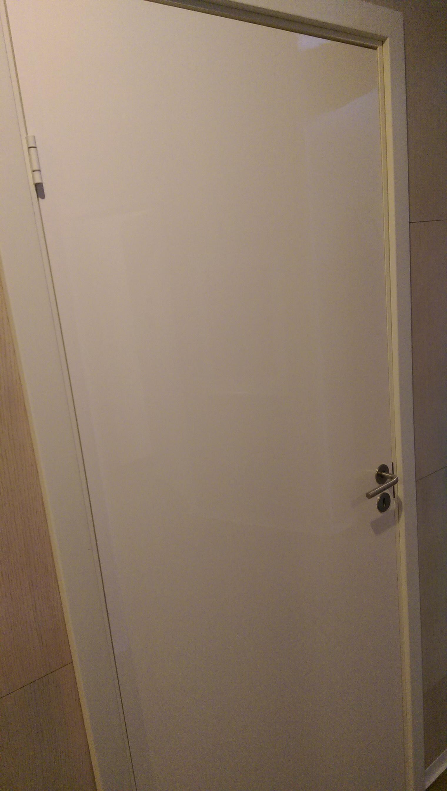 højglans indv. døre